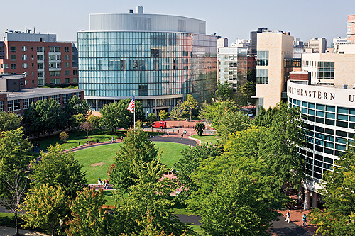 Northeastern University - Best Online Master of Finance Degree Programs