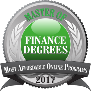 Master of Finance Degrees - Most Affordable Online Programs 2017