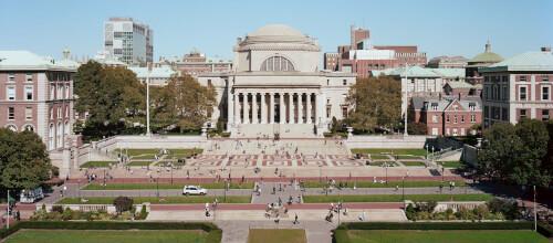 Columbia University Finance Gateway