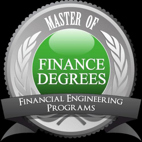 25 Great Master of Financial Engineering Programs - Master
